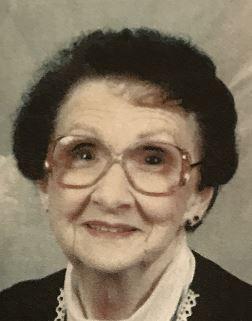 Obituary: Allean (Pat) Elizabeth Vipperman