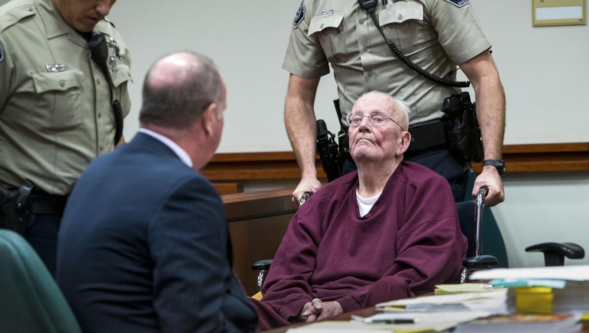 Boise priest who lived in 'world of Satanism and pornography' sentenced to  25 years in prison without parole