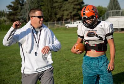 Hagerman High School football