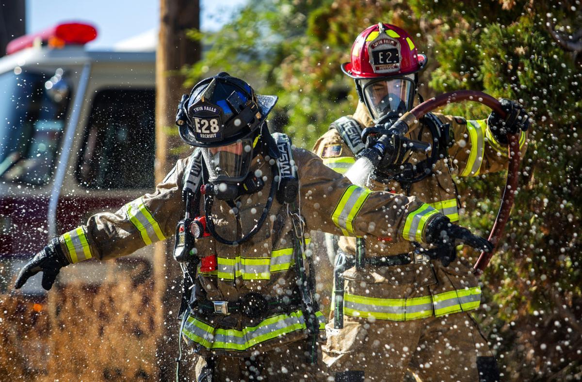 Twin Falls fire station bond
