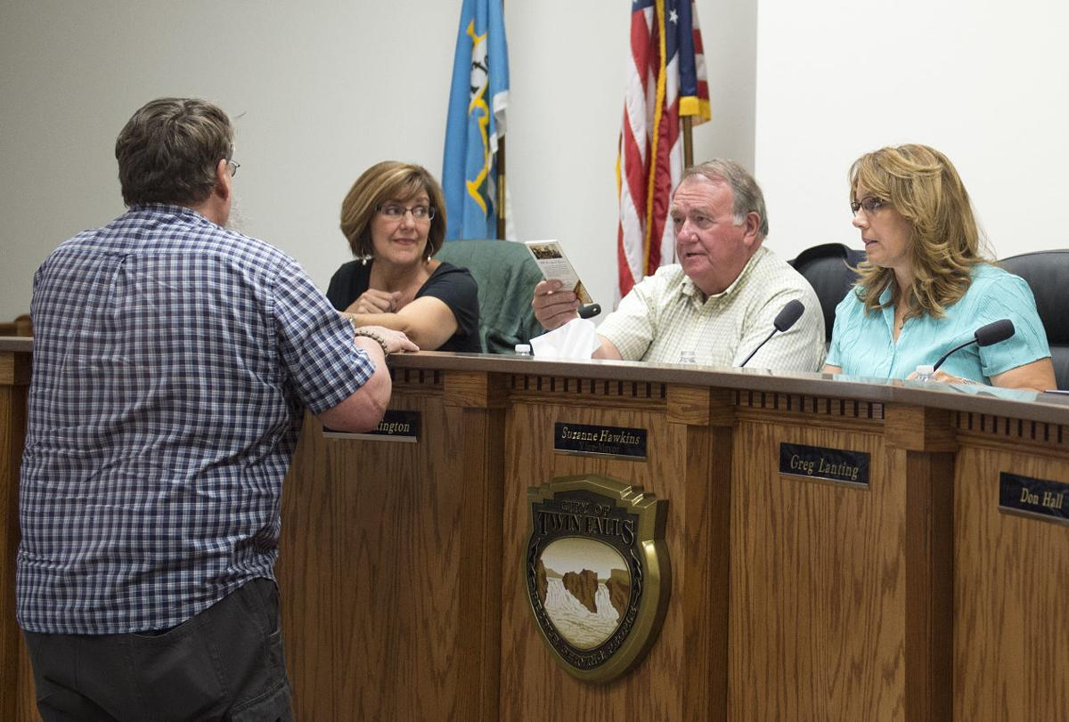 City Council Hears Public Input On Alleged Rape Case