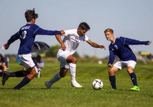PHOTOS: Twin Falls vs Jerome boys soccer