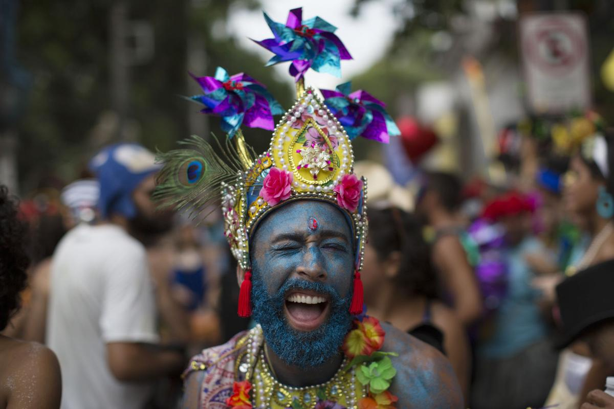 Best of Carnival in Latin America Photo Gallery