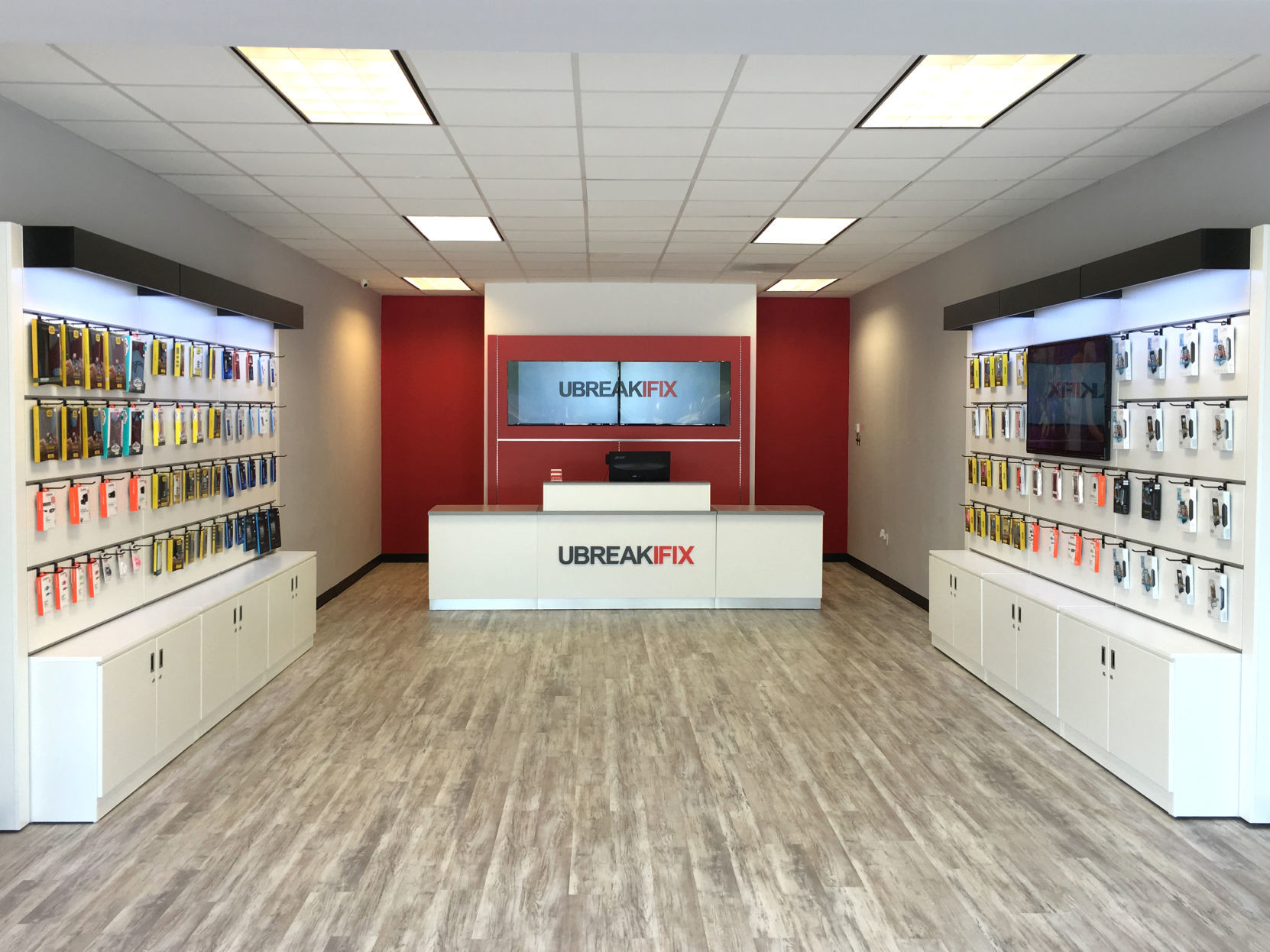 Superbe UBreakiFix, A New Technology Repair Store, Is Located At 1246 Blue Lakes  Blvd. N., Suite 400, Twin Falls. This Stock Image Was Taken Of One Of Its  Stores.