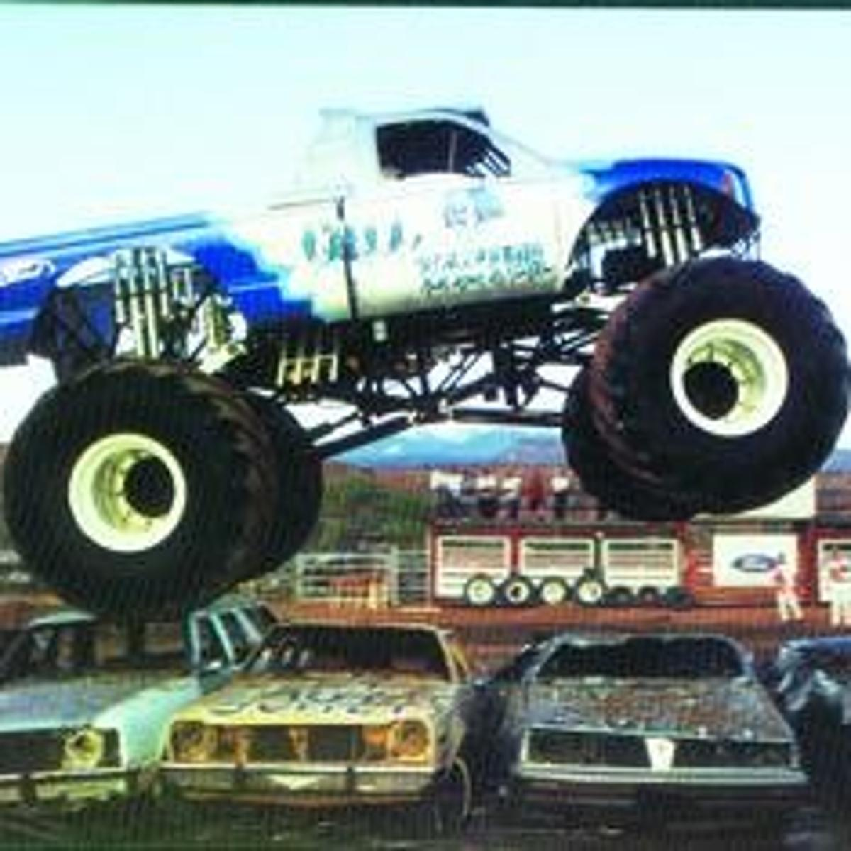 Monster Trucks Head To T F Fairgrounds Southern Idaho Entertainment Magicvalley Com