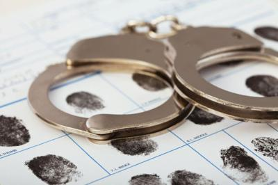 police crime handcuffs