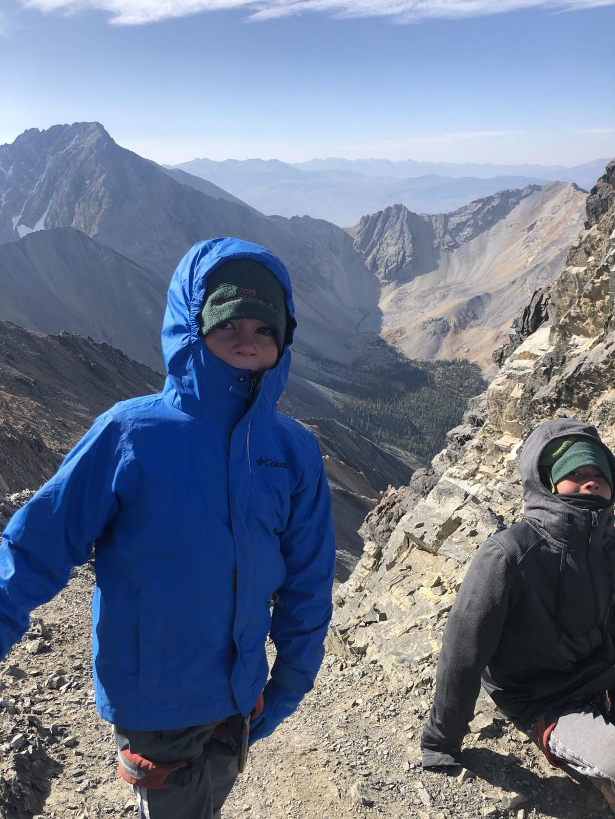 Climbers Borah