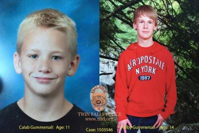 UPDATE: Twin Falls Police Find 2 Missing Boys | Southern