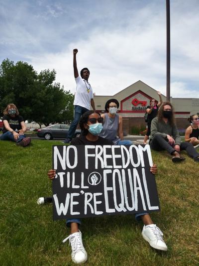Twin Falls Protest