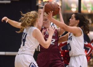 PHOTOS: Girls Basketball - Canyon Ridge Vs. Twin Falls