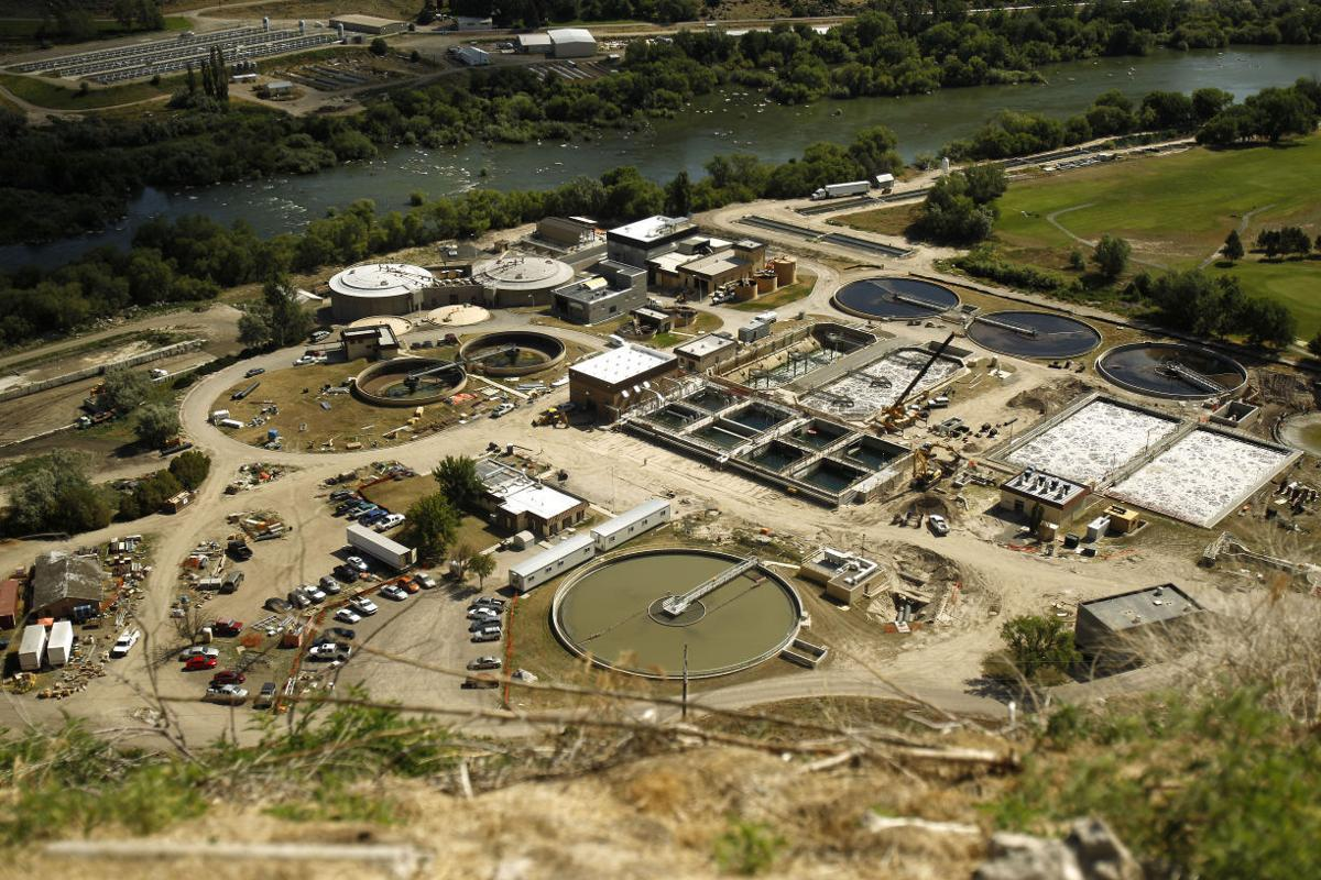 Wastewater treatment plant file