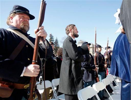Abraham Lincoln Idaho