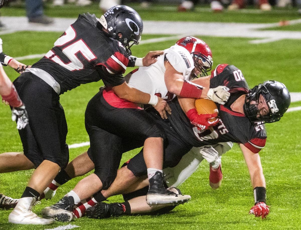 Oakley vs Prairie state semifinal