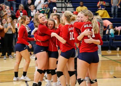 3A state volleyball: Filer wins title