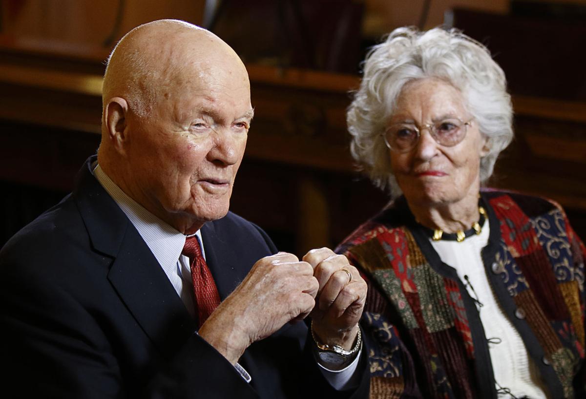 Annie Glenn Turns 100