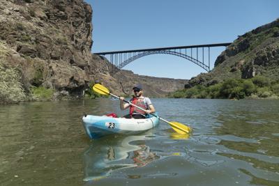 Exploring the Snake River