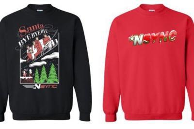 Celebrate Christmas Nostalgia With Nsync Holiday Merchandise