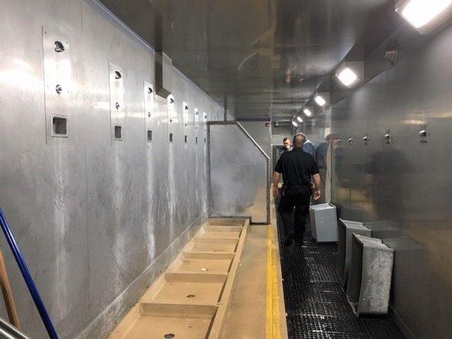 Modular Jail Units