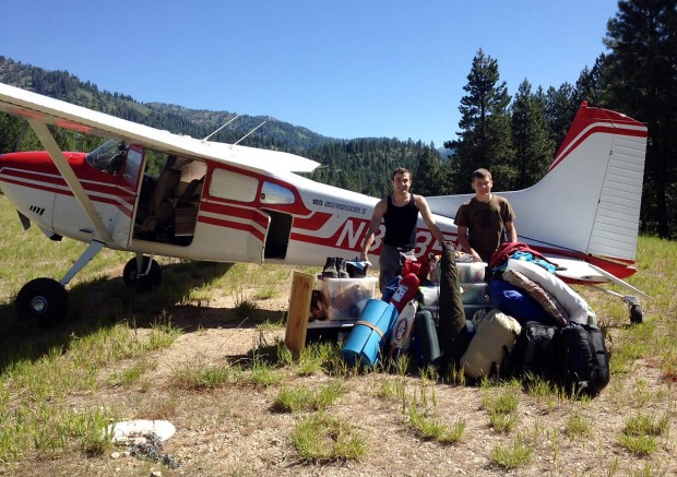 New Book Details History Of Idaho S Backcountry Airstrips