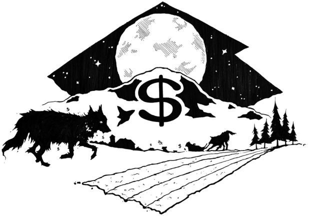 Wolf War Renews As Big Money Flows