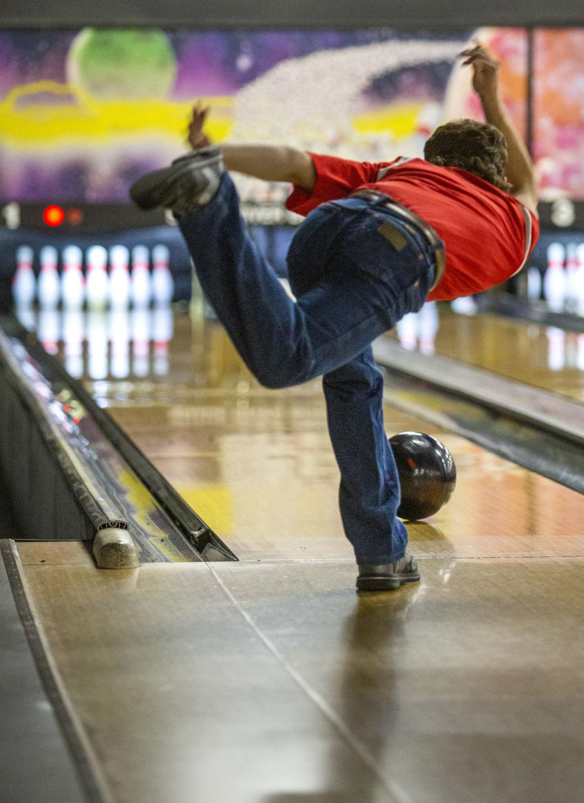 Bowlers compete at Southern Invite