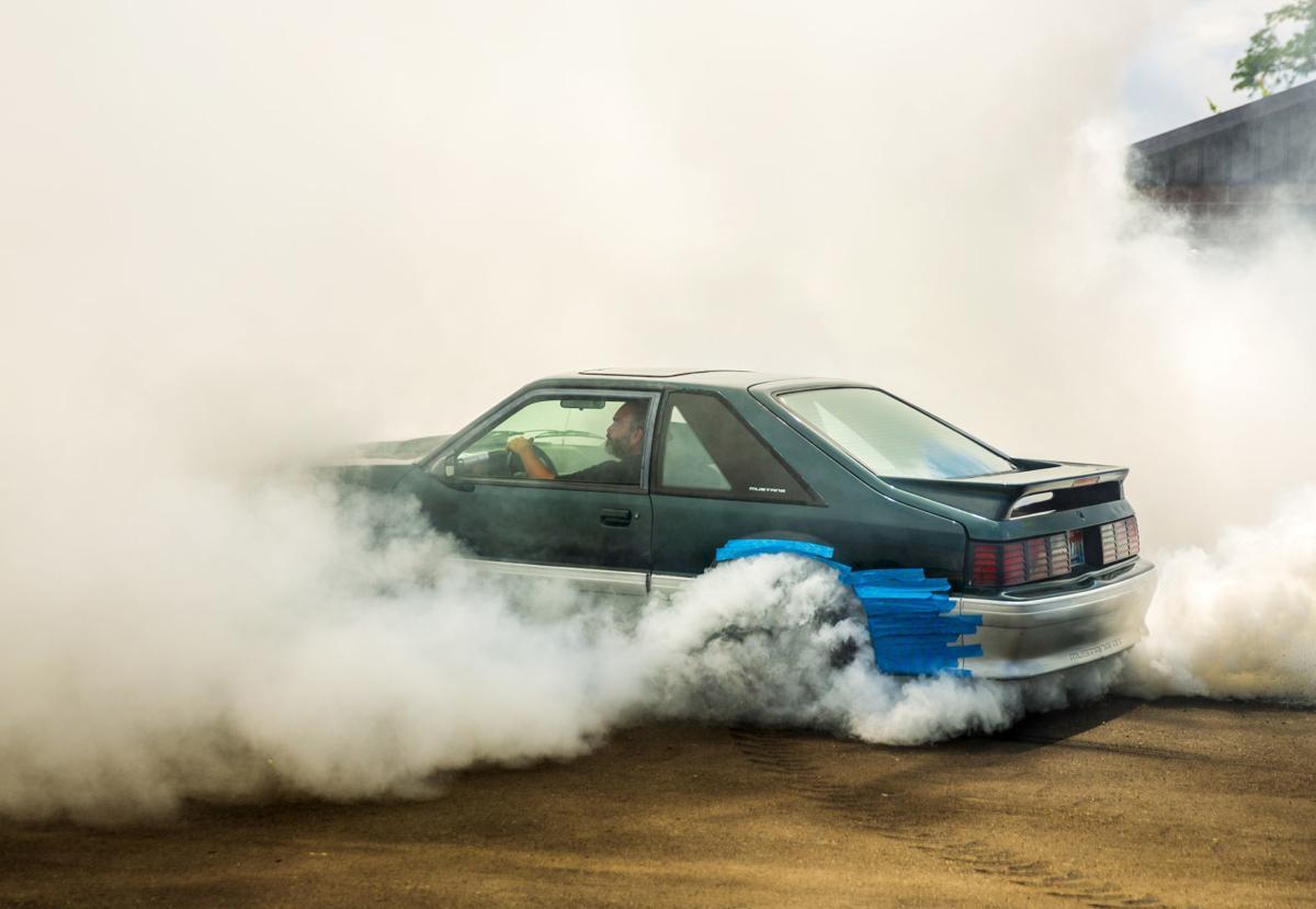 Burnout competition