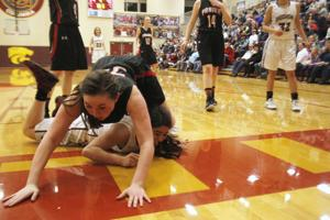 PHOTOS: Girls Basketball - Prairie Vs. Shoshone