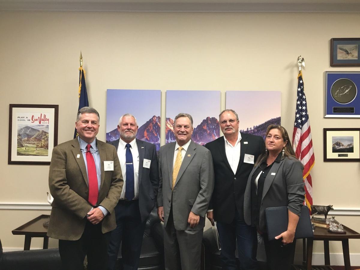 County leaders meet in D.C.