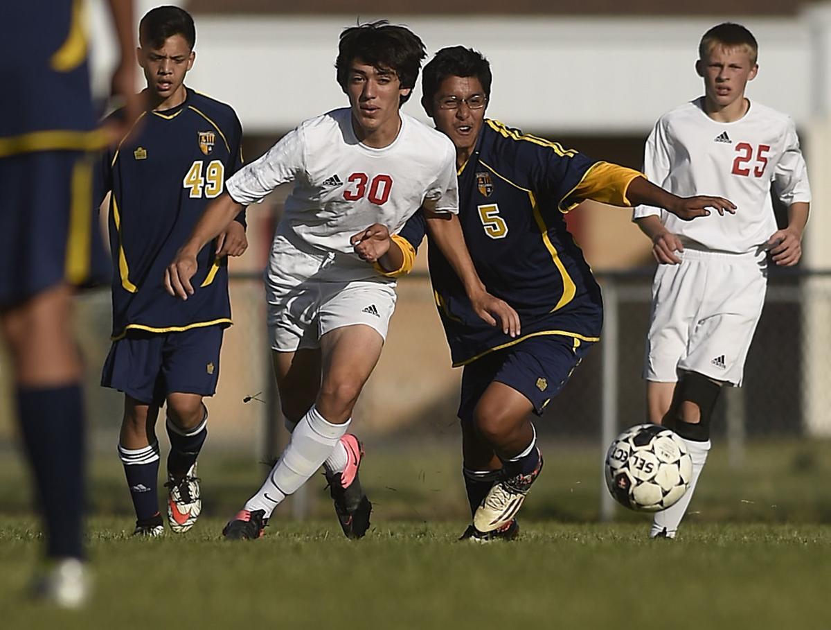 Boys Soccer - Wendell Vs. Filer