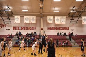 PHOTOS: Girls Basketball - Valley Vs. Shoshone