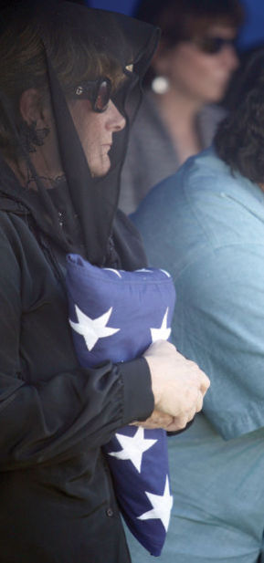 Sgt. Chris Workman Funeral