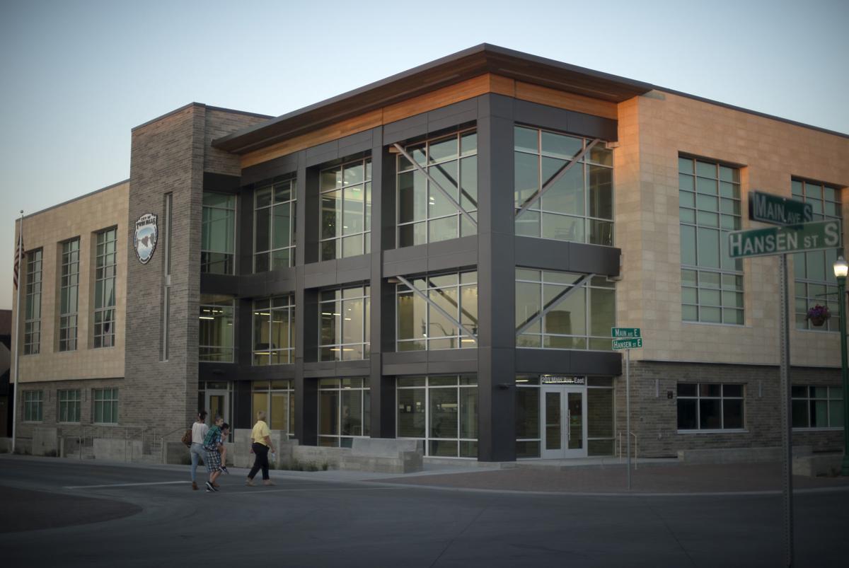Twin Falls City Hall