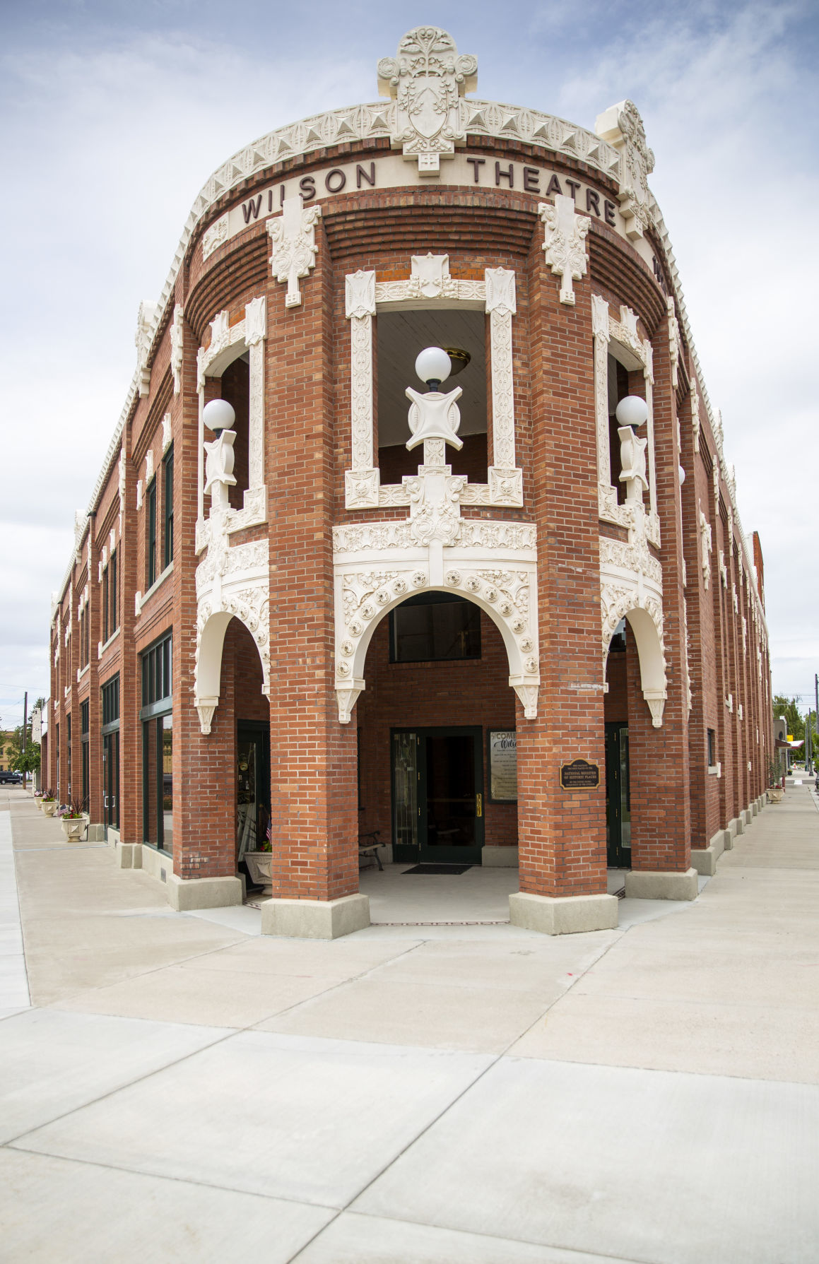The Historic Wilson Theatre