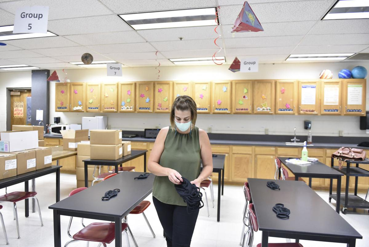 Back to school amid a pandemic
