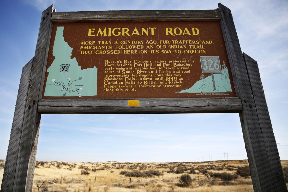 Emigrant Road