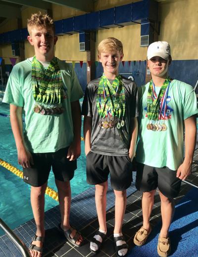 Magnolia swimmers