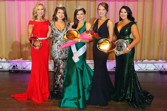 Miss Magnolia Pageant