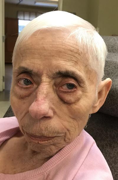 Bertha Faye Hamilton