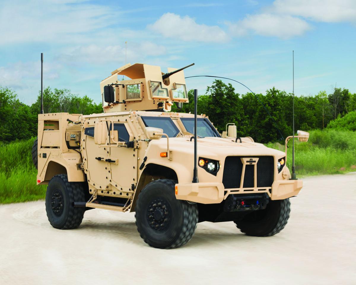 Oshkosh Defense tops Lockheed Martin, AM General for $30 billion ...