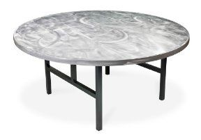 An Example Of A Southern Aluminum Style Table That Will Be Available To The  General Public During The Companyu0027s One Day Sale Is Today.