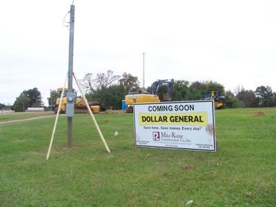 Dollar General Under Construction In Rosston Business