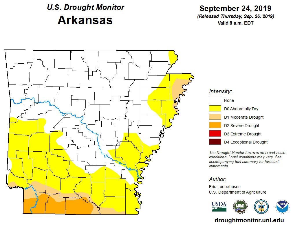 Drought conditions worsen in Columbia County and South ... on