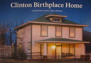 Clinton home reopens
