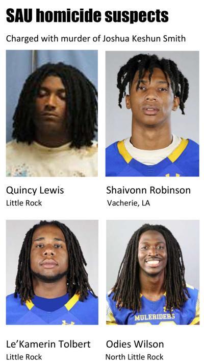 SAU homicide suspects