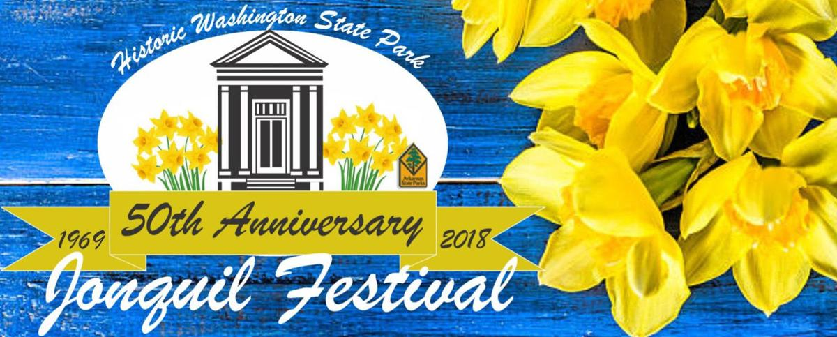 50th Jonquil Festival March 16-18 at Old Washington