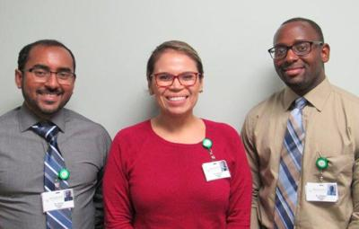 New UAMS South residents