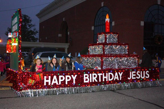 Christmas Homecoming Float.With Six Photos See The Winners Of The 2014 Magnolia