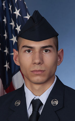 Croy graduates from Air Force basic training | Nevada County