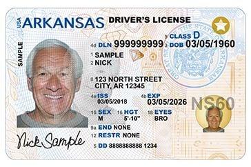 Real ID Arkansas
