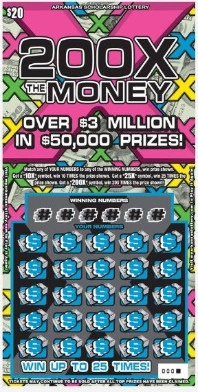 Bearden man wins $50,000 in state scratch-off game | Ouachita County